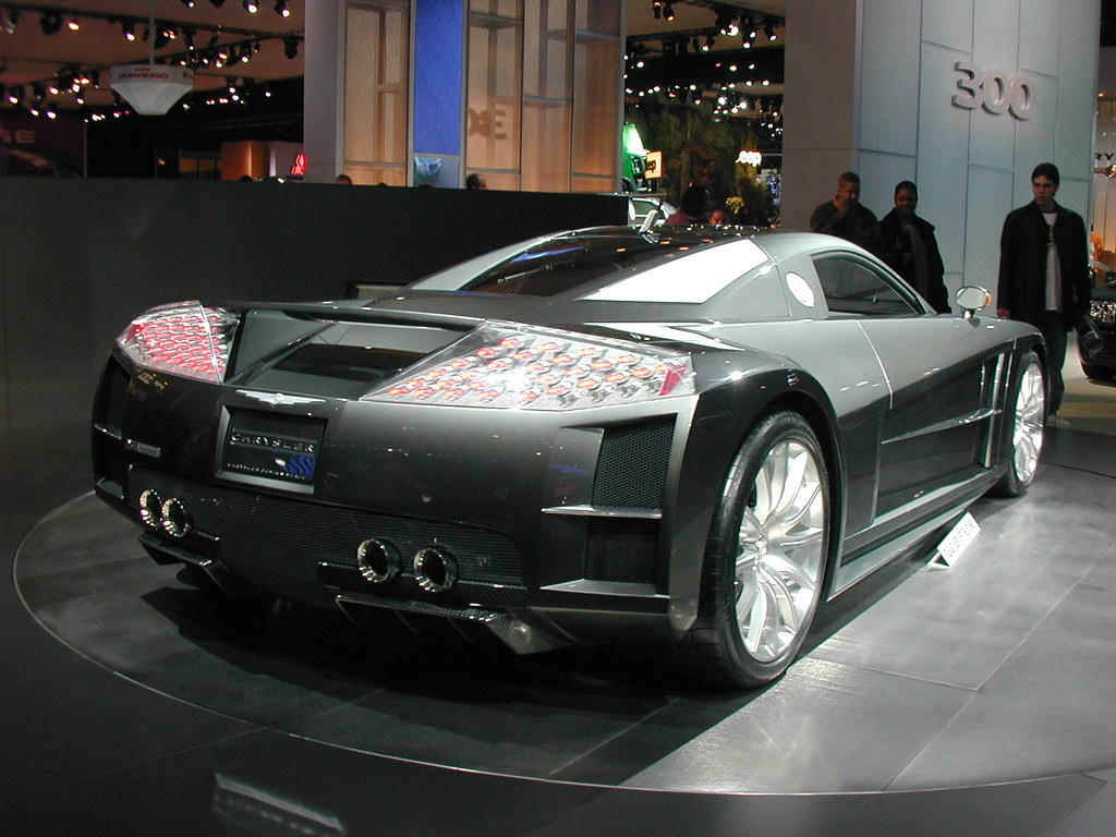 Chrysler ME Concept North American Internation Flickr - Auto show near me