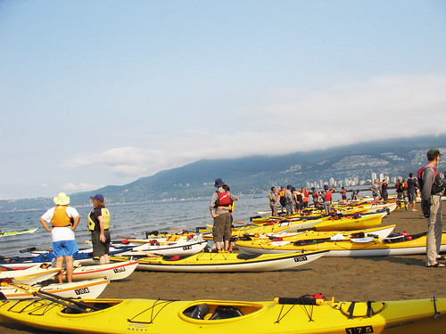 Kayak for a Cure - 2009 | by FCV: An interactive agency