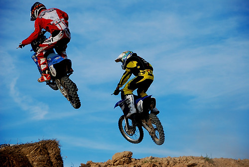 Moto cross - France | by Harfang.