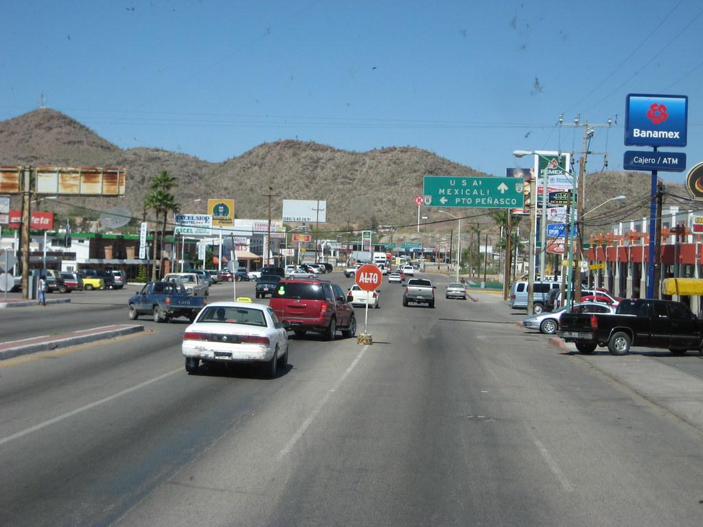 Sonoyta, Sonora. Mexico | Kevin Russ | Flickr