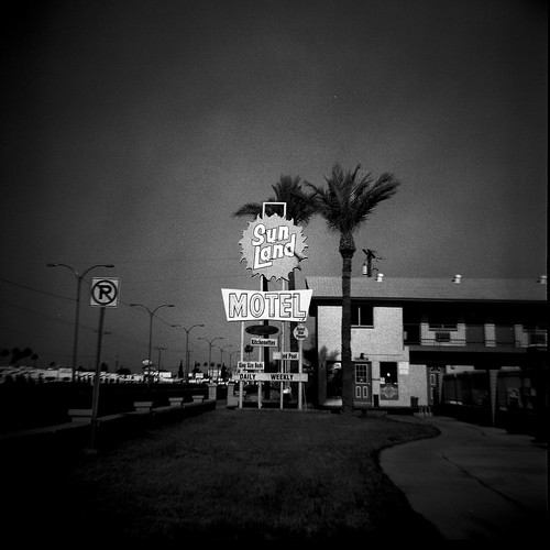Sun Land Motel | by kevin dooley