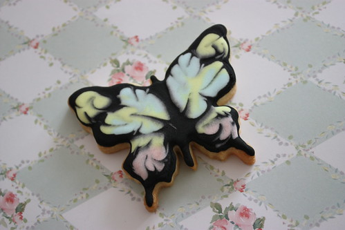 Butterfly Cookie | by ConsumedbyCake
