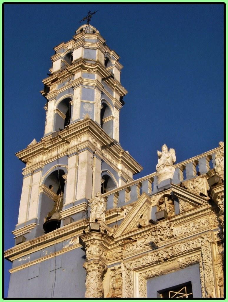 Torre de la iglesia de los Remedios