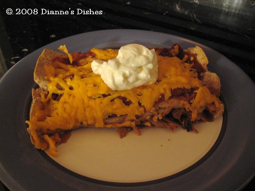 Whole Grain Chicken Enchiladas | by Dianne's Dishes