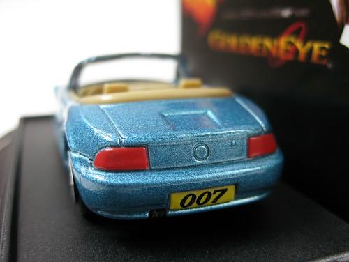 Bmw Z3 Roadster From Goldeneye 1995 Pierce Brosnan Tries Flickr