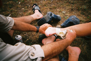 A blister to beat all blisters | by road triper