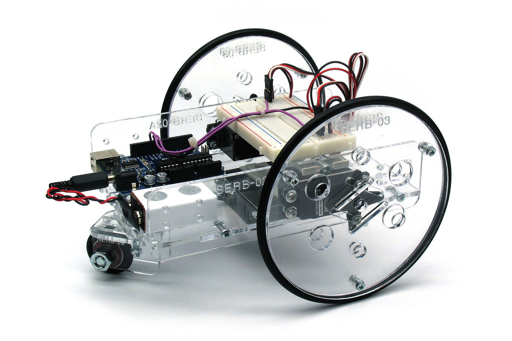 Image result for arduino robot