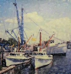 Three at Amory Docks | by Jerry Gammon