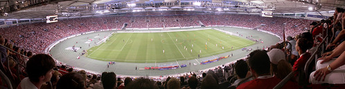 Mercedes-Benz-Arena Panorama | by iDanii