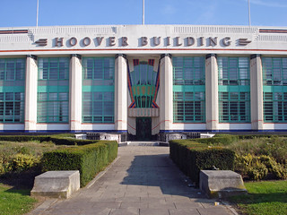 Hoover Building | by diamond geezer