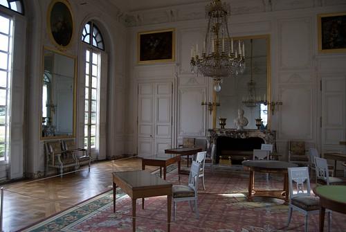 Salon de famille de l 39 empereur le grand trianon jean - Salon christophe robin ...