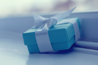 Little blue box | by Shereen M