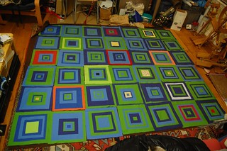 quilt top mock up | by abmatic