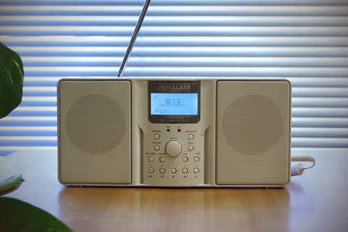 A DRM digital radio | by S Martin