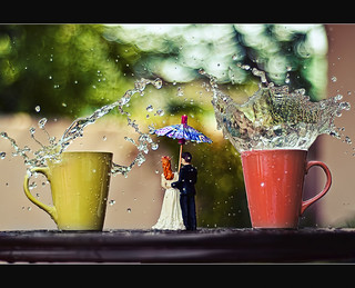 monsoon, wedding, cocktail and bokeh (explored) | by PNike (Prashanth Naik)