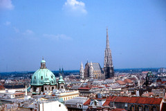 Vienna - Stefansdom from Hochhaus | by roger4336