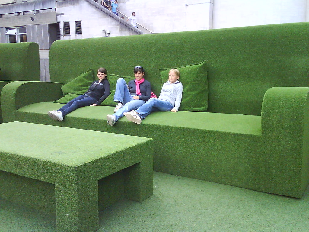 Delicieux ... Giant Sofa | By Mimmis.olsson