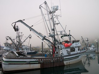 Commercial fishing boat | by Sam Beebe