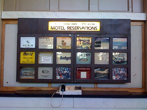 Denver Union Station Car Rental