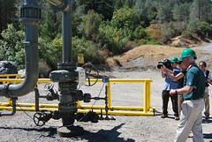 Injection well at The Geysers | by kqedquest
