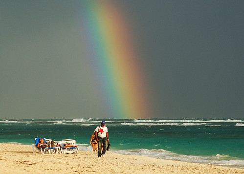 Punta Cana Rainbow | by Jim Crocker