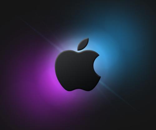 Apple | A primeira arte feita com a maçãzinha no Photoshop