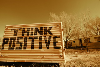 Think Positive | by Wavy1