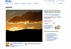 Front Page Explore - Wyoming Sunset - 12-28-08 | by Tracey Tilson Photography