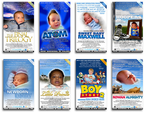 boy baby announcements 1 | www.5starbaby.com Movie Poster ...