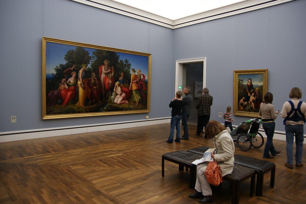2009-02-15 München 095 Neue Pinakothek