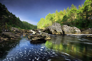 Blackwater Little Garve Ross-shire | by Colin Campbell (Bruiach)