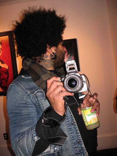 Artist henry lewis photo by bonnie burton tattoo artist for Henry lewis tattoo