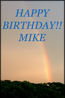 Happy Birthday Mike!! | by Just2Peachy