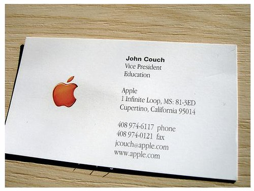 Apple business card max jim flickr apple business card by semzoz apple business card by semzoz colourmoves
