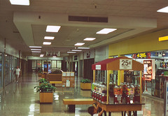 Mountaineer Mall interior, Morgantown, WV | by Andrew T...has left the building