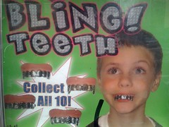 Bling Teeth: Collect All 10! | by michaeljamespinto