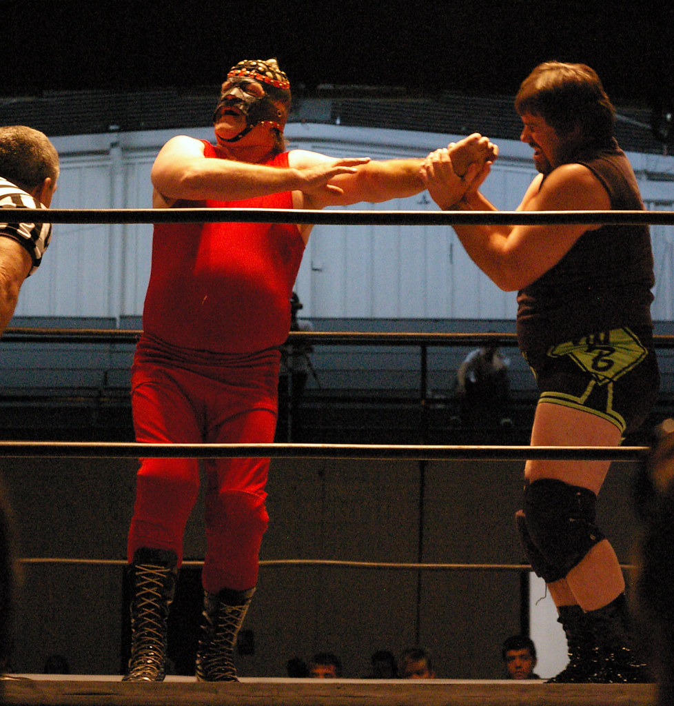 NWA Christmas Chaos - Nashville TN - 12/25/08 | Since we had… | Flickr
