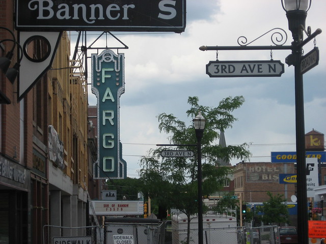 Downtown Fargo 2