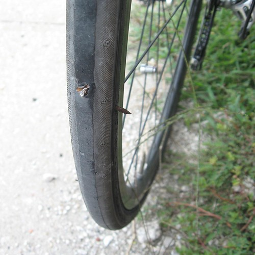 Puncture | by KC-Bike