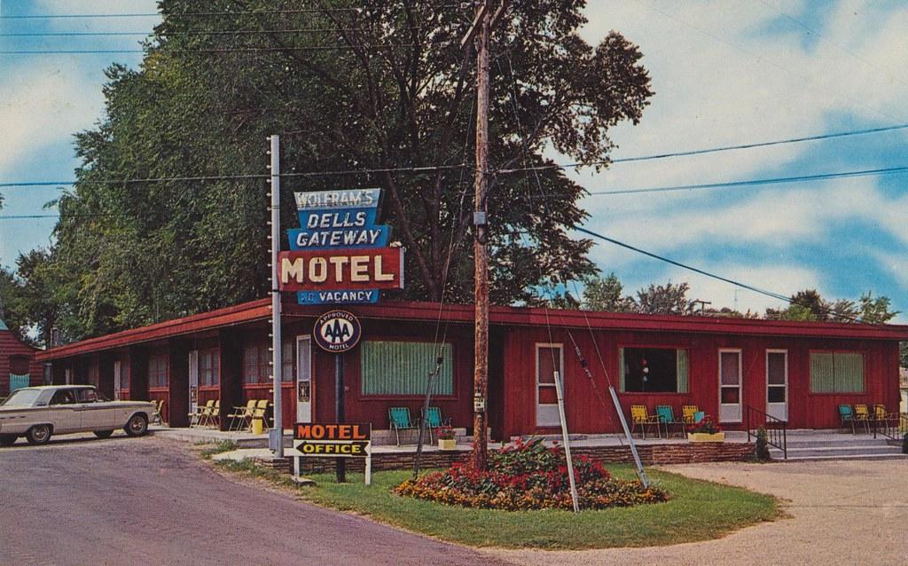 Wolfram's Dells Gateway Motel - Wisconsin Dells, Wisconsin