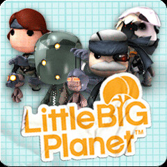 LBP_MGS_Costume_Group | by PlayStation.Blog