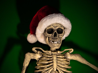 Christmas Skeleton | by jciv