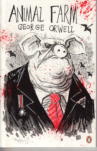 Animal Farm | by Ben Templesmith