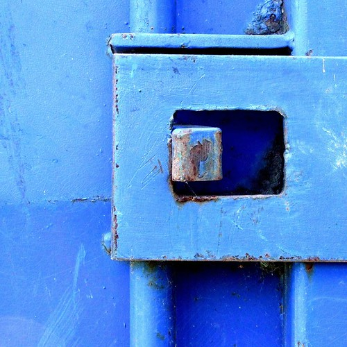 Blue skip | by tina negus