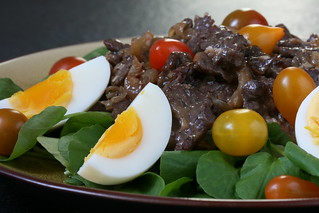 Vietnamese Steak and Watercress Salad | by Sunday Nite Dinner