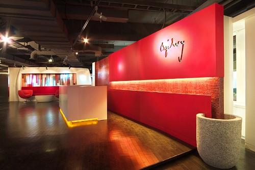offices ogilvy. Office Highlight-reception Area | By Ogilvy PR Offices Ogilvy A
