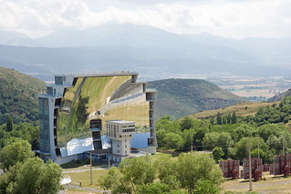 Solar Furnace at Odeillo Font-Romeu, France | by f2g2