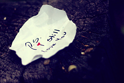 P.S. I Still Love You | by {peace&love♥}