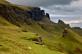 The Quiraing | by psychogeographer