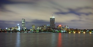 Boston at night | by Sholeh